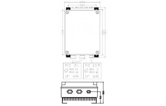 Inverter trifase per motori Brushless ed asincroni - 9/16A