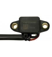 Sensore di Posizione Angolare ad effetto Hall con uscita analogica/digitale programmabile