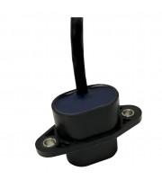 Sensore di Posizione ad effetto Hall con corpo in plastica e doppia uscita per rilevamento di due posizioni