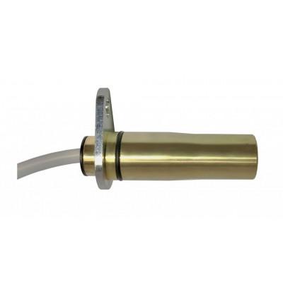 Sensore di Velocità e Direzione ad effetto Hall con corpo metallico flangiato per ingranaggi